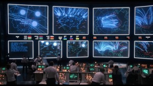 War Games_NORAD War Room