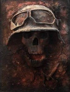 Archelogy German Skull