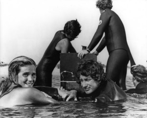 Jaws Behind the Scenes 1
